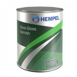 Hempel's Dura Gloss Varnish...